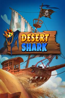 Играть Desert Shark онлайн