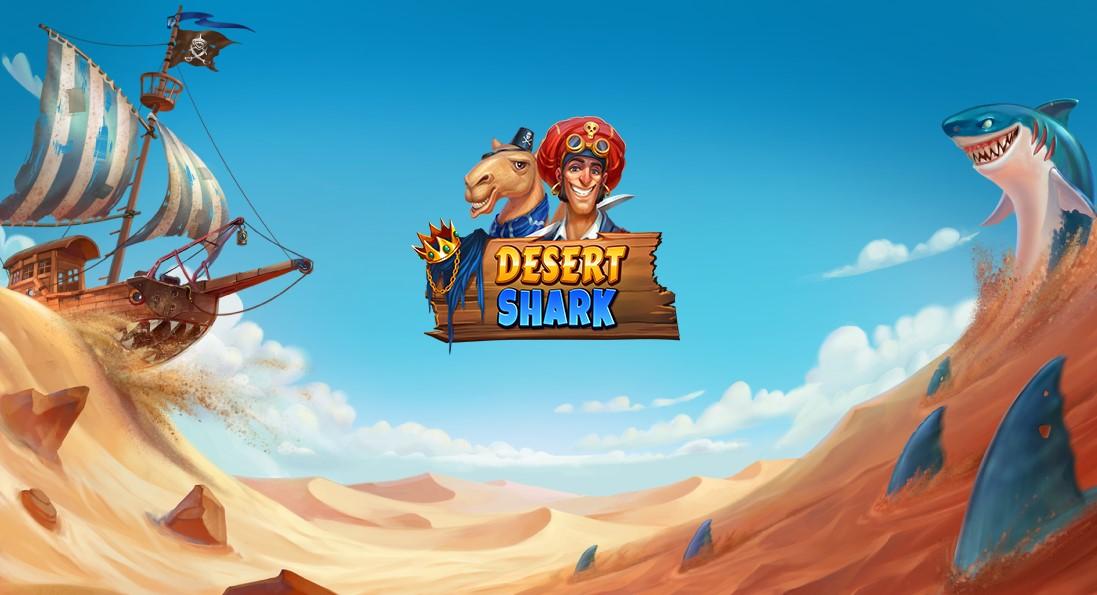 Играть Desert Shark бесплатно