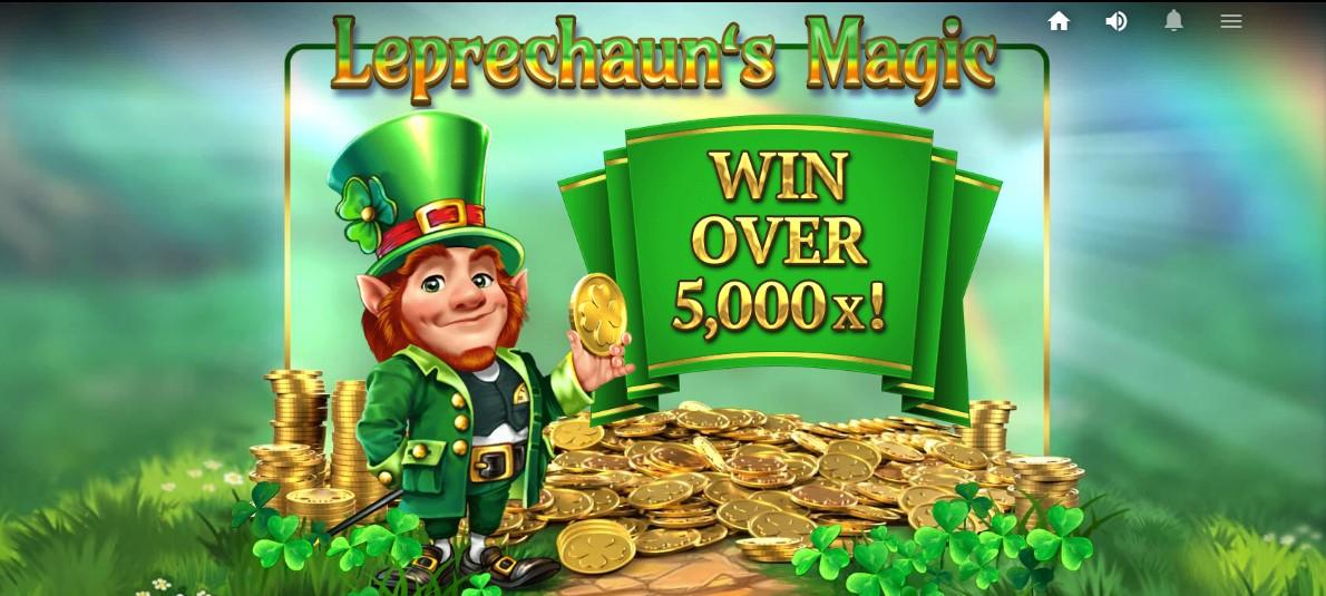 Играть Leprechaun's Magic бесплатно