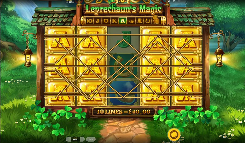 Leprechaun's Magic игровой автомат