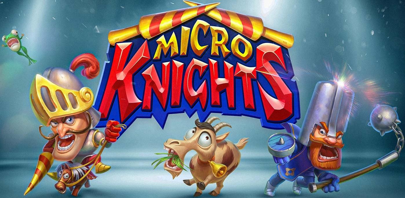 Играть Micro Knights бесплатно