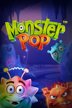 Играть Monster Pop онлайн