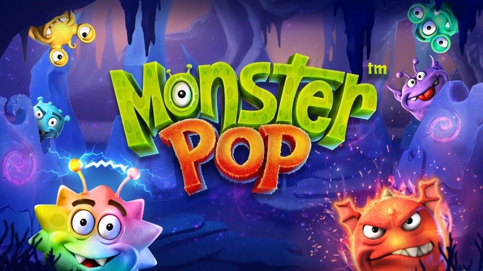 Играть Monster Pop бесплатно