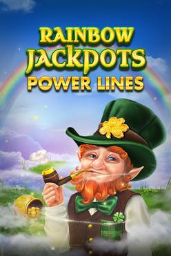Играть Rainbow Jackpots онлайн