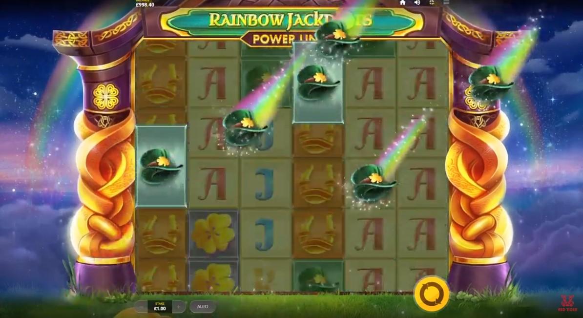 Бесплатный слот Rainbow Jackpots
