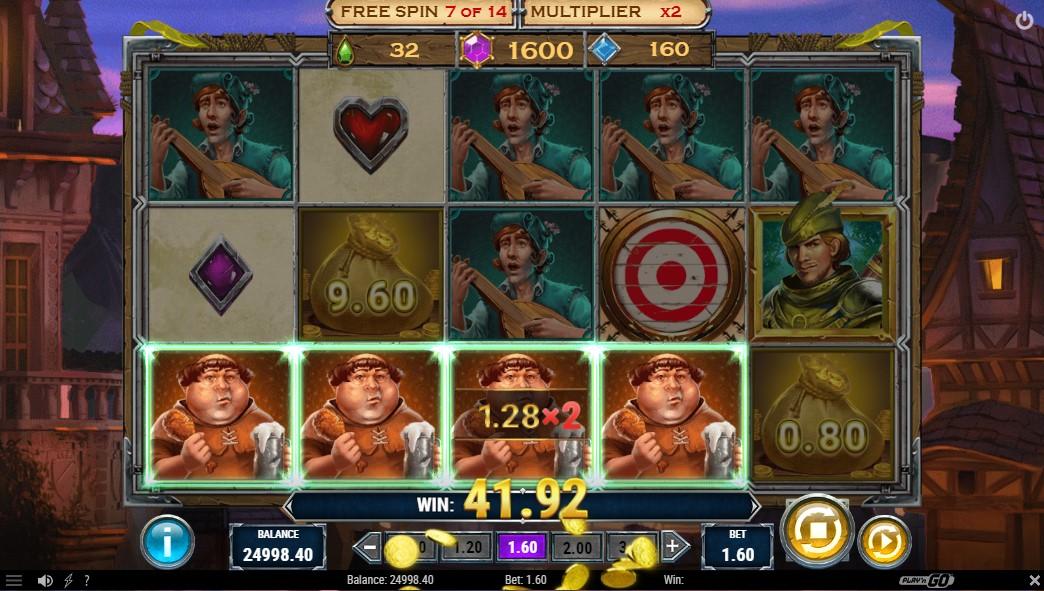 Игровой автомат Riches of Robin