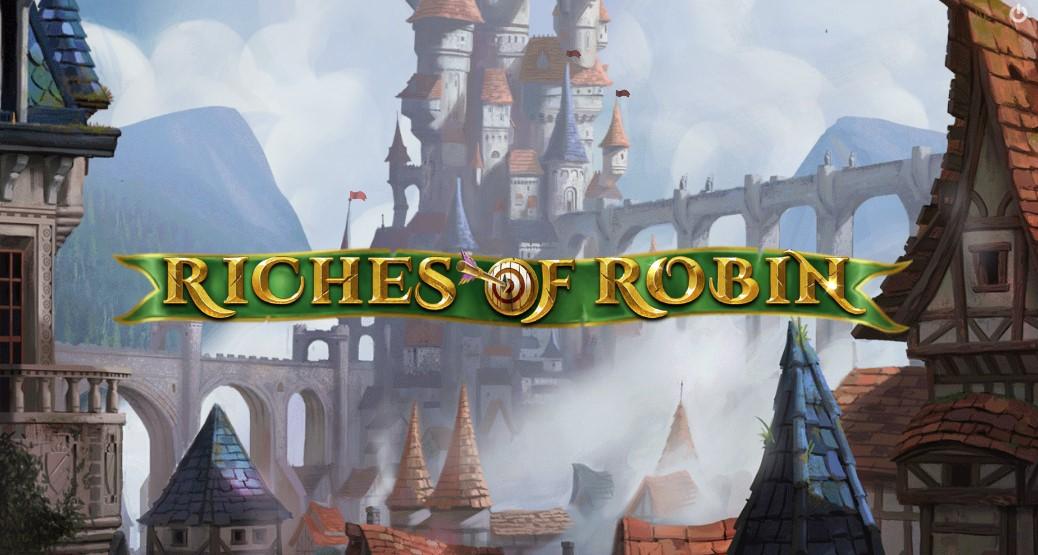 Играть Riches of Robin бесплатно