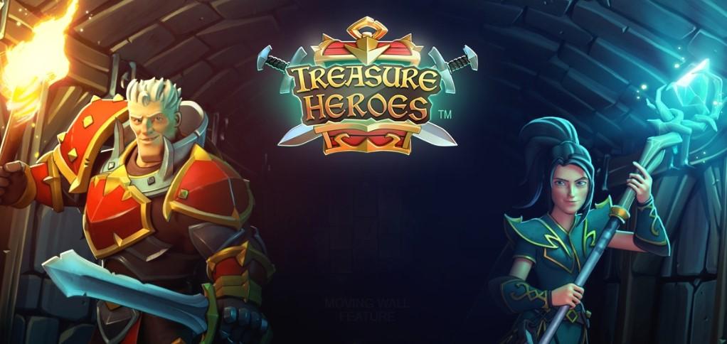 Играть Treasure Heroes бесплатно