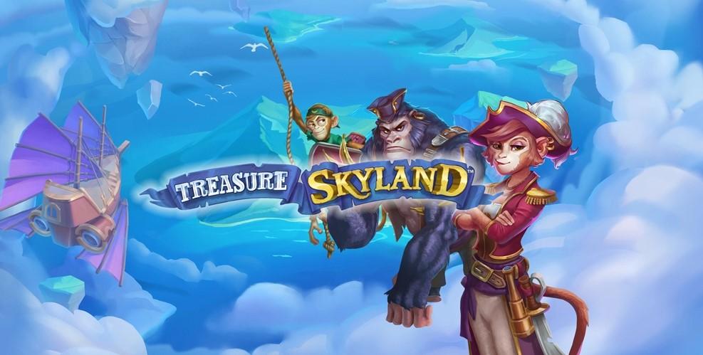 Играть Treasure Skyland бесплатно