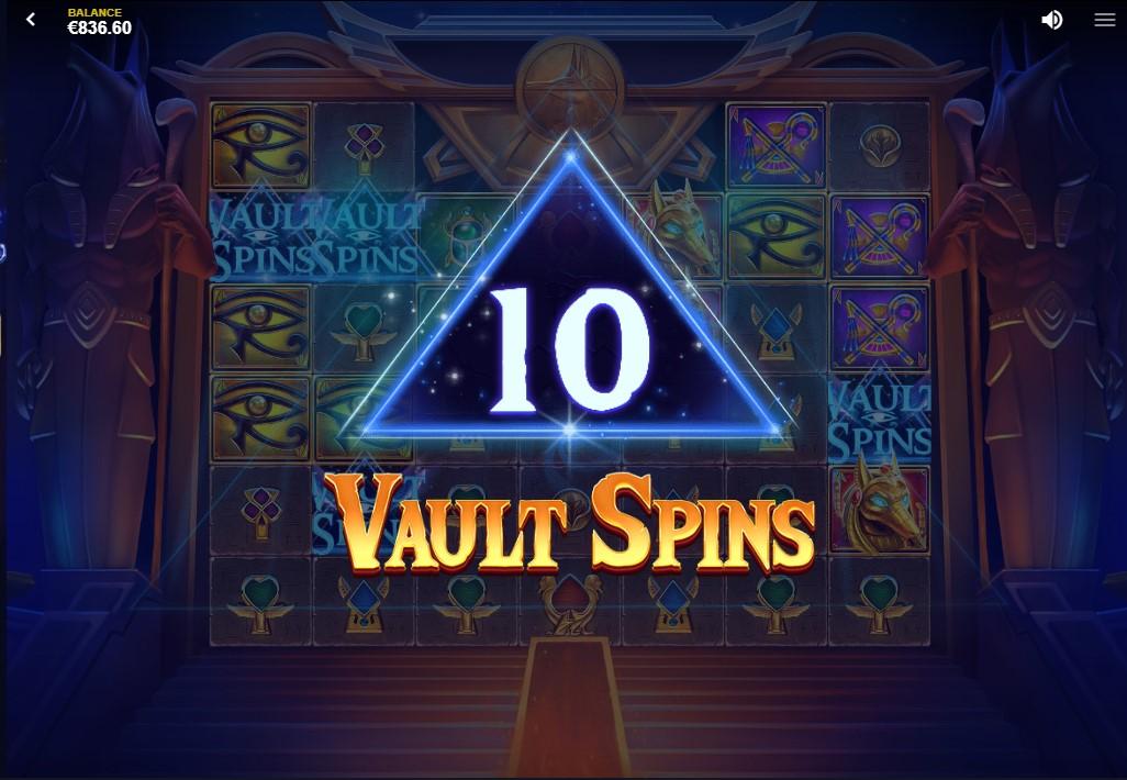 Онлайн слот Vault of Anubis