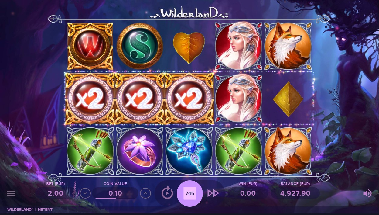 Игровой автомат Wilderland