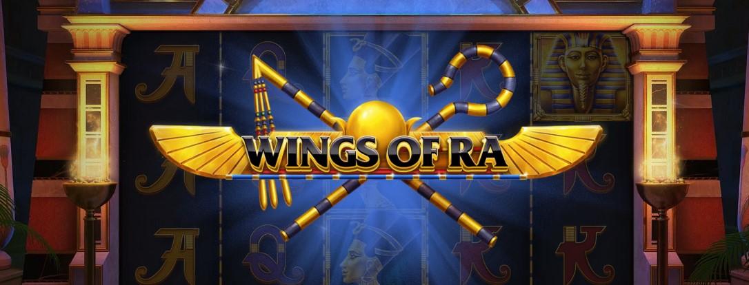 Играть Wings of Ra бесплатно