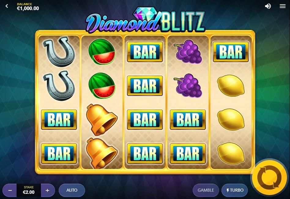 Diamond Blitz бесплатный онлайн слот