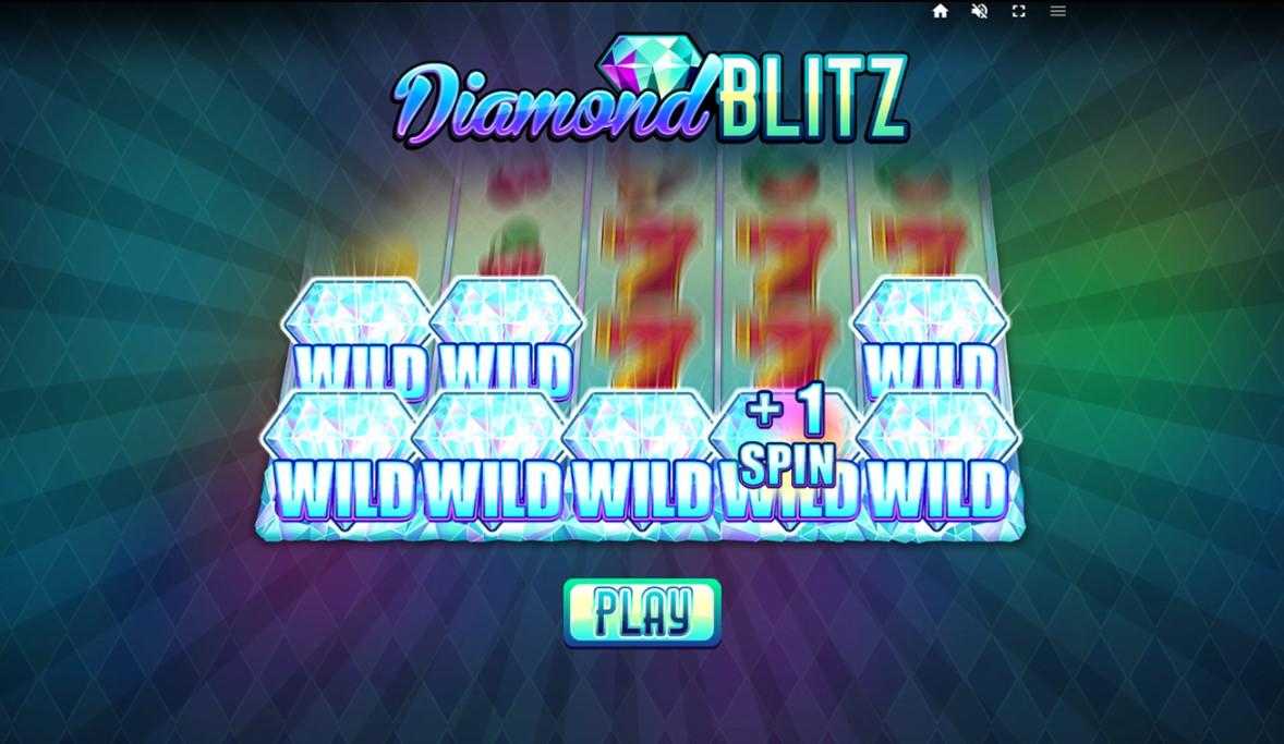 Diamond Blitz играть без регистрации