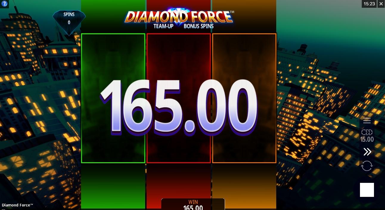 Игровой автомат Diamond Force