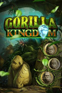 Играть Gorilla Kingdom онлайн