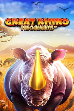 Играть Great Rhino Megaways онлайн