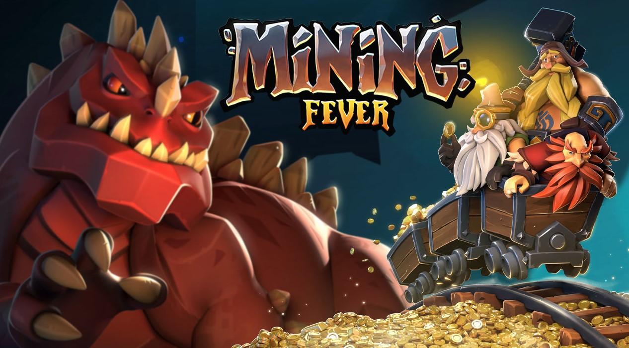 Играть Mining Fever бесплатно