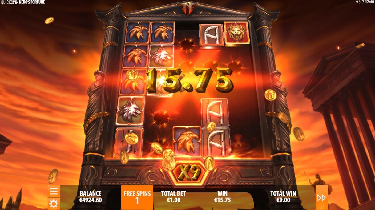 Игровой автомат Nero's Fortune
