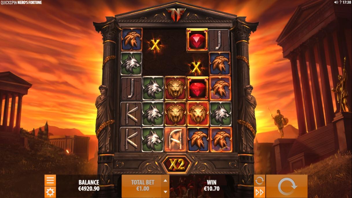 Nero's Fortune игровой автомат