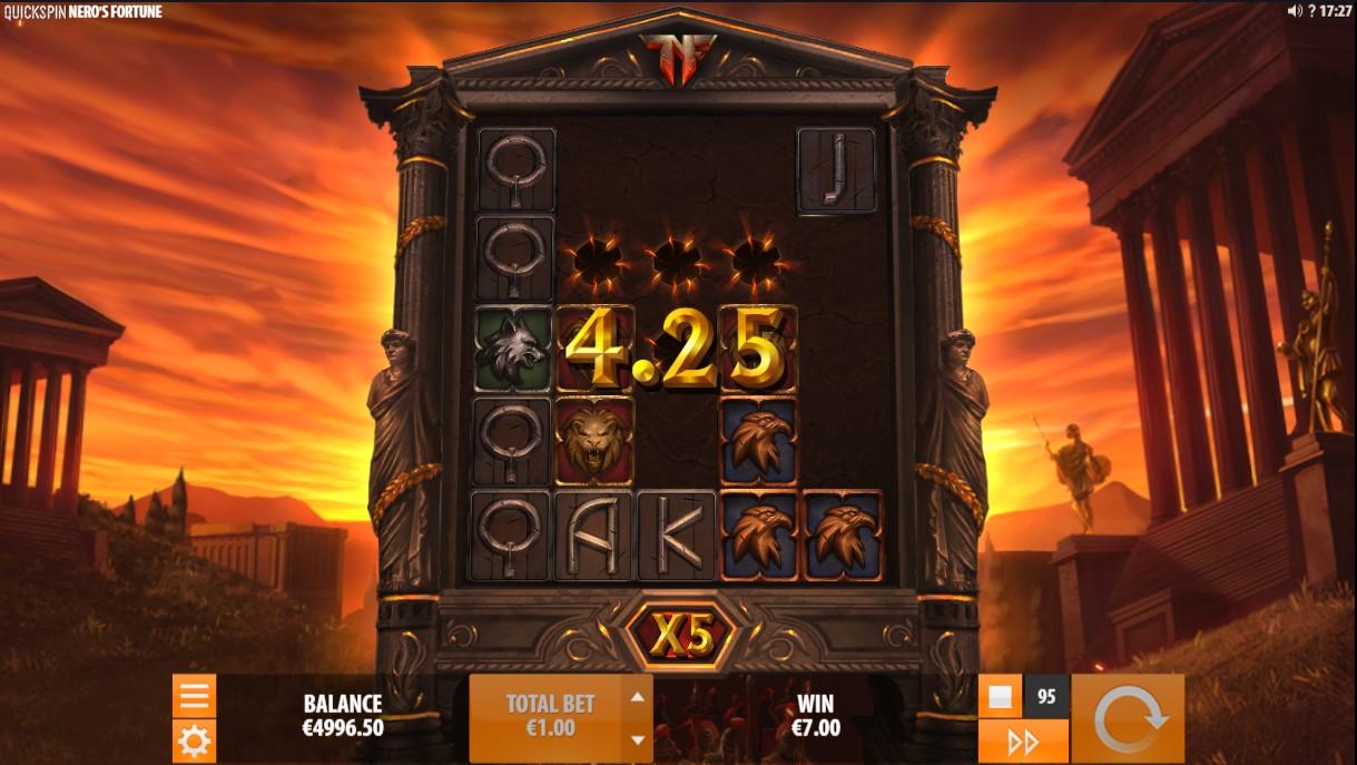 Слот Nero's Fortune играть онлайн