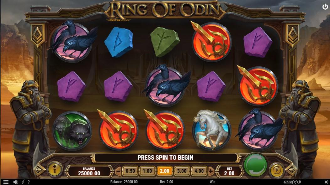 Ring of Odin бесплатный слот