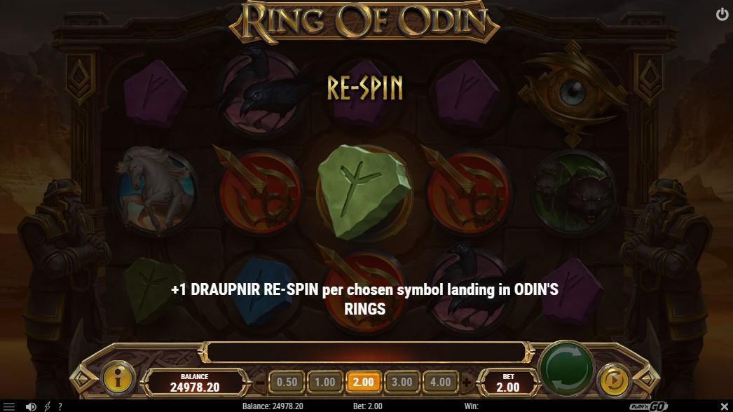 Ring of Odin игровой автомат