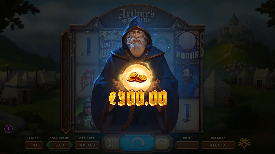 Слот Arthur's Fortune играть бесплатно