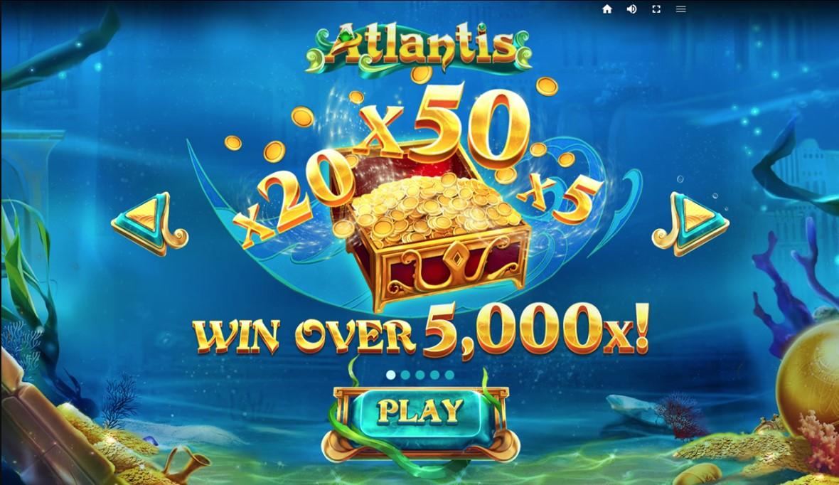 Играть Atlantis бесплатно