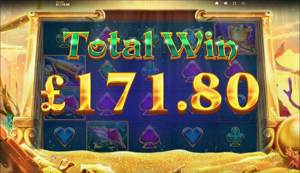 Слот Atlantis играть