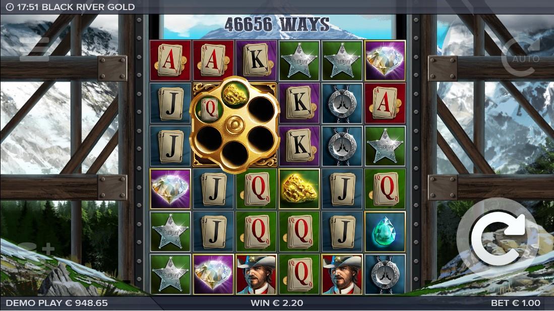 Black River Gold игровой автомат