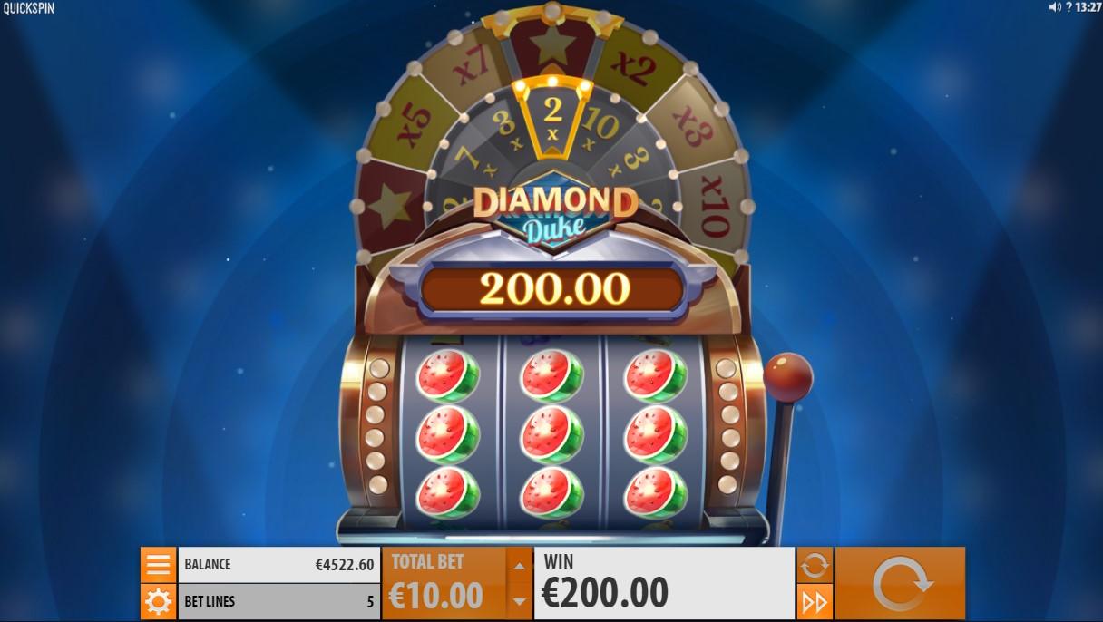 Слот Diamond Duke играть