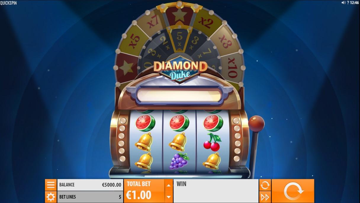 Diamond Duke игровой автомат