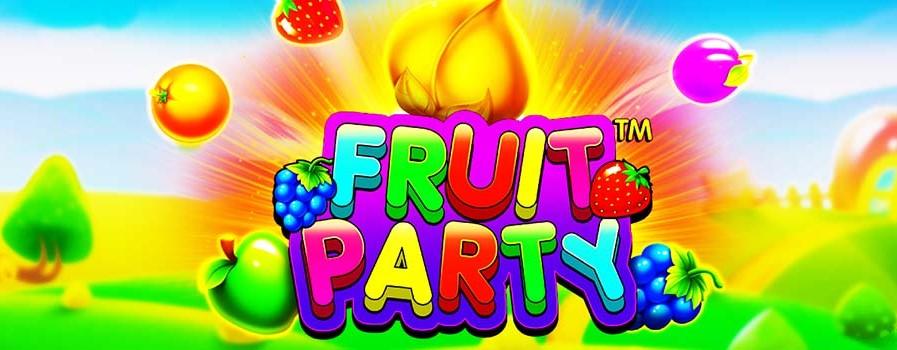 Играть Fruit Party бесплатно