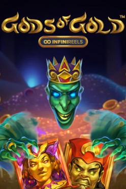 Играть Gods of Gold Infinireels онлайн