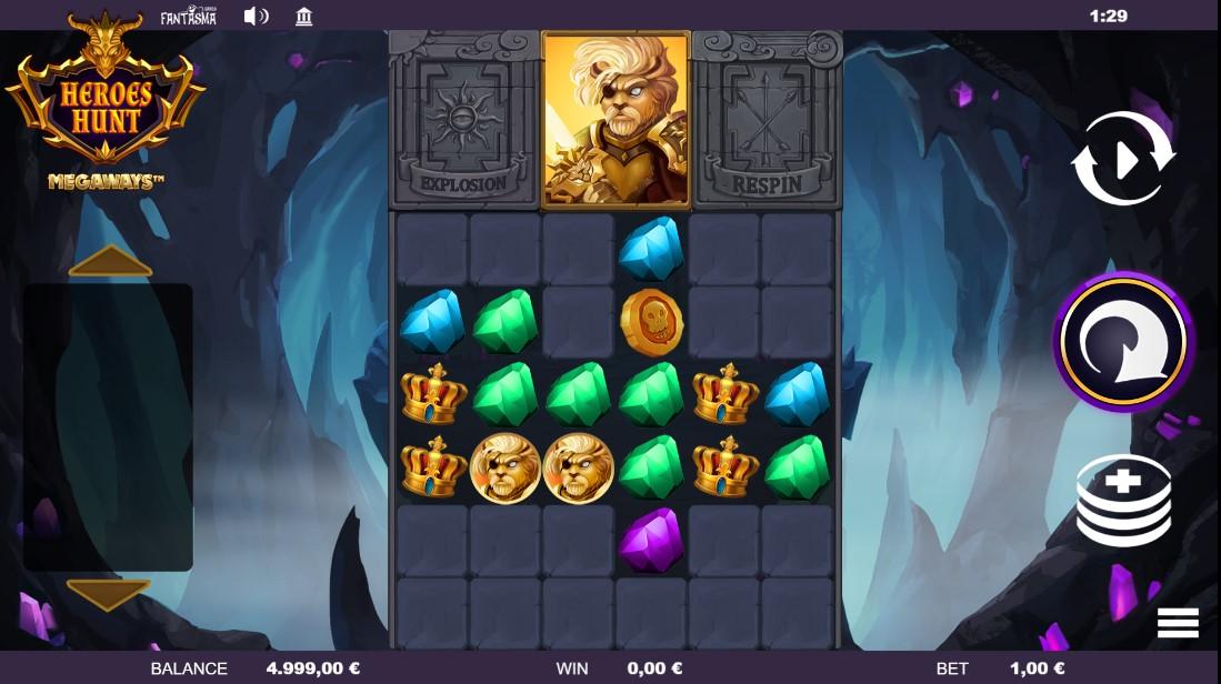 Слот Heroes Hunt играть бесплатно
