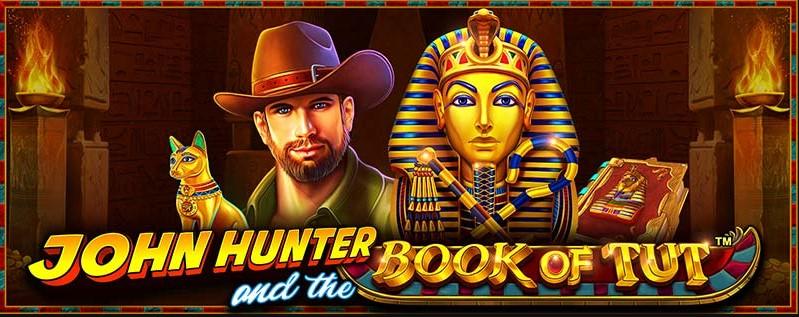 Играть John Hunter and the book of Tut бесплатно