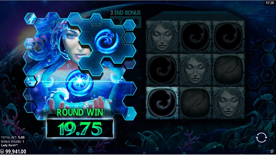 Слот Lady Earth играть бесплатно