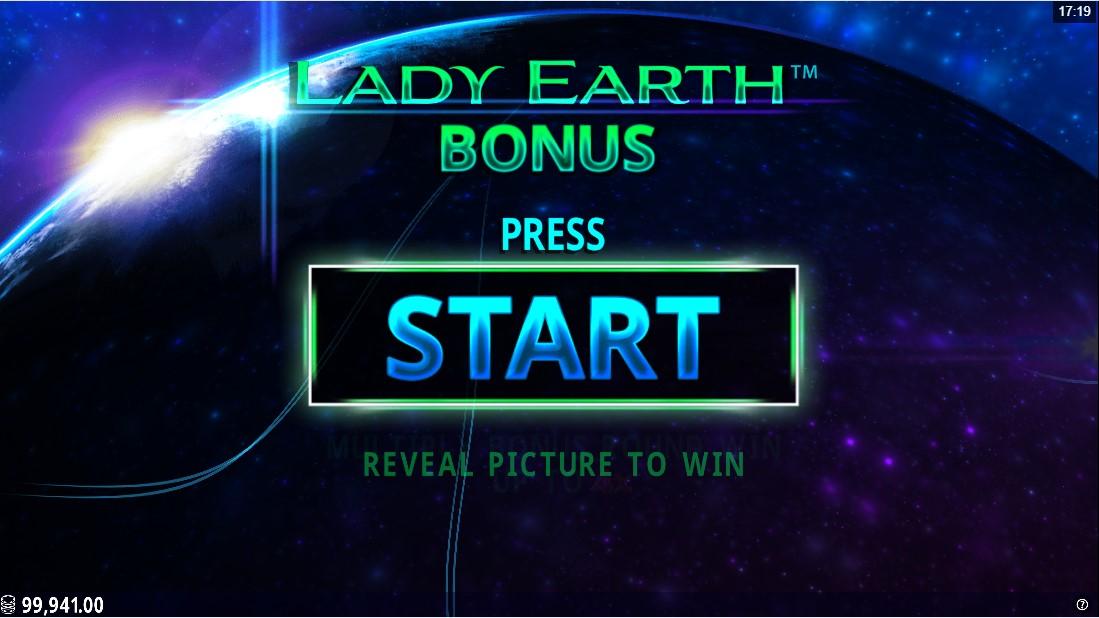 Lady Earth игровой автмоат