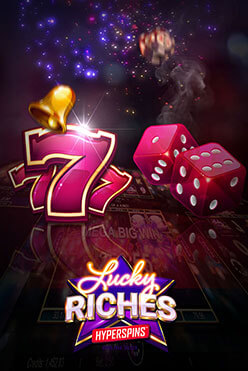 Играть Lucky Riches Hyperspins онлайн