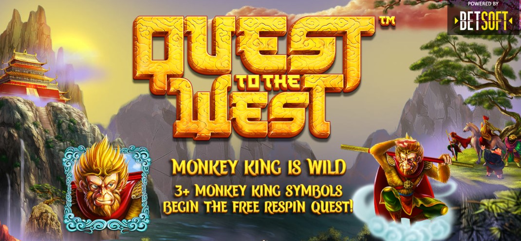 Играть Quest to the West бесплатно