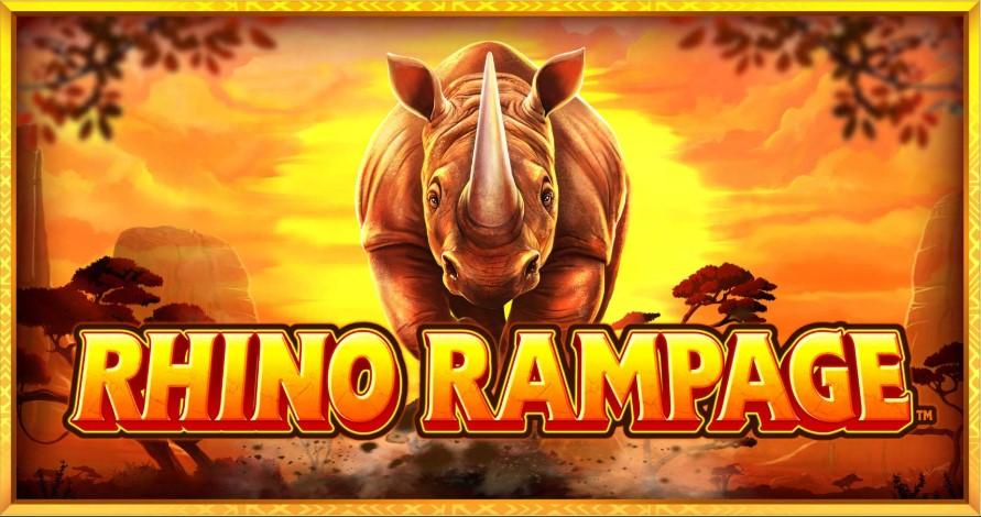 Играть Rhino Rampage бесплатно