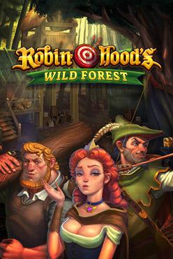 Играть Robin Hood's Wild Forest онлайн
