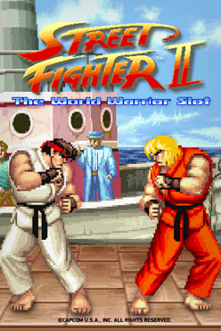 Играть Street Fighter II онлайн