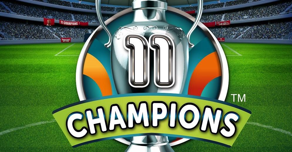 Играть 11 Champions бесплатно