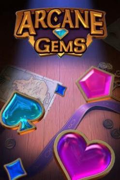 Играть Arcane Gems онлайн