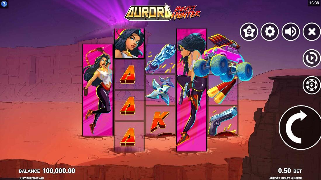 Aurora Beast Hunter игровой автомат