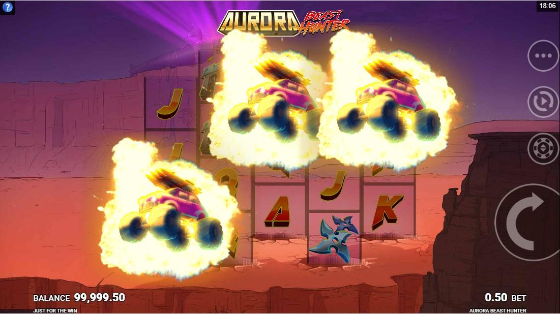Слот Aurora Beast Hunter играть
