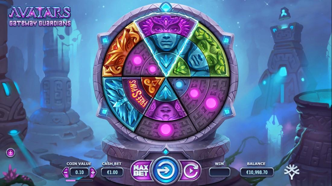 Avatars Gateway Guardians бесплатный слот