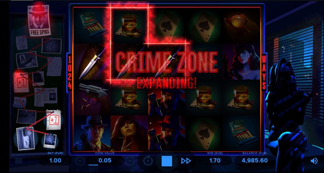 Cash Noire игровой автомат